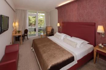 Dvokrevetna soba, classic s francuskim lezajem, balkonom, sa polupansionom