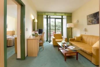 Dvokrevetna soba, superior sa balkonom, all inclusive