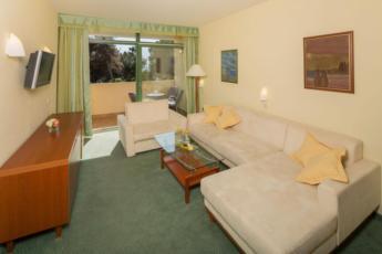 Dvokrevetna soba, premium, strana more sa balkonom i all inclusive uslugom